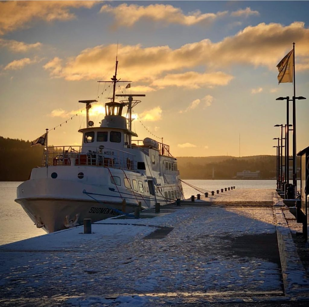 Spring Cruises in May from Lahti