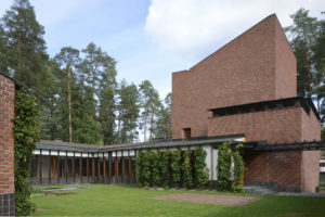 säynätsalon kunnantalo _ Alvar Aalto