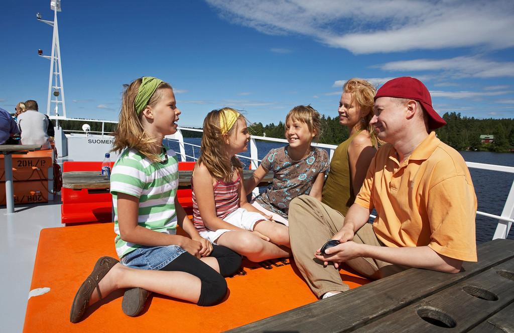 Tekemistä lapsiperheille – kesän paras reissu Päijänteellä