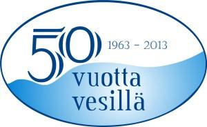 50 vuotta vesillää