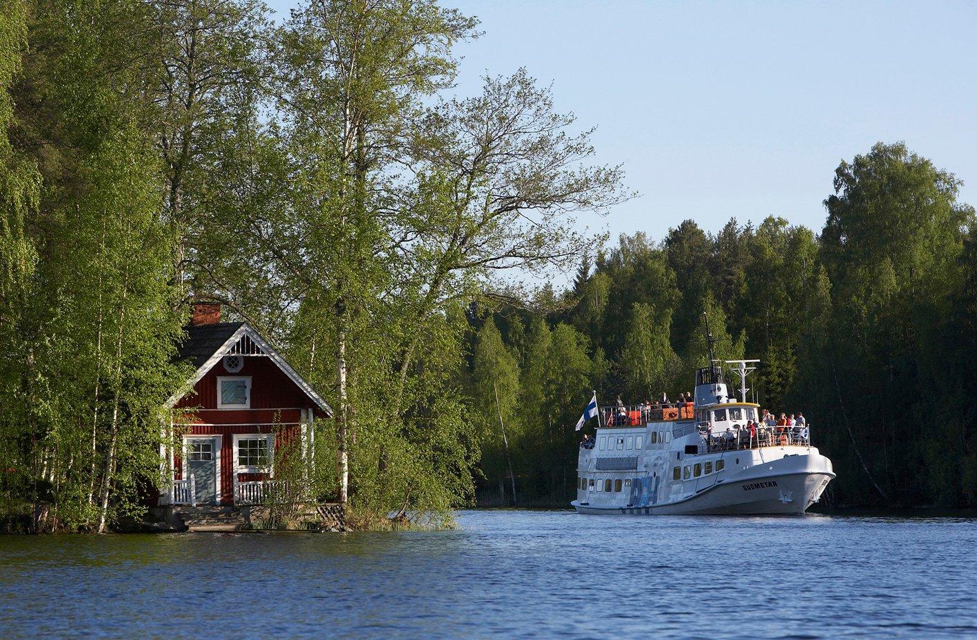 Lahti Jyväskylä Risteily